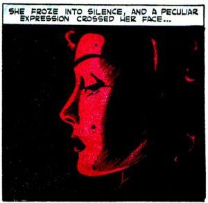 she-froze